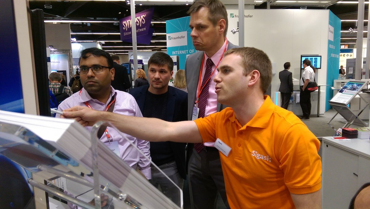 Join us at Embedded World - we have free tickets