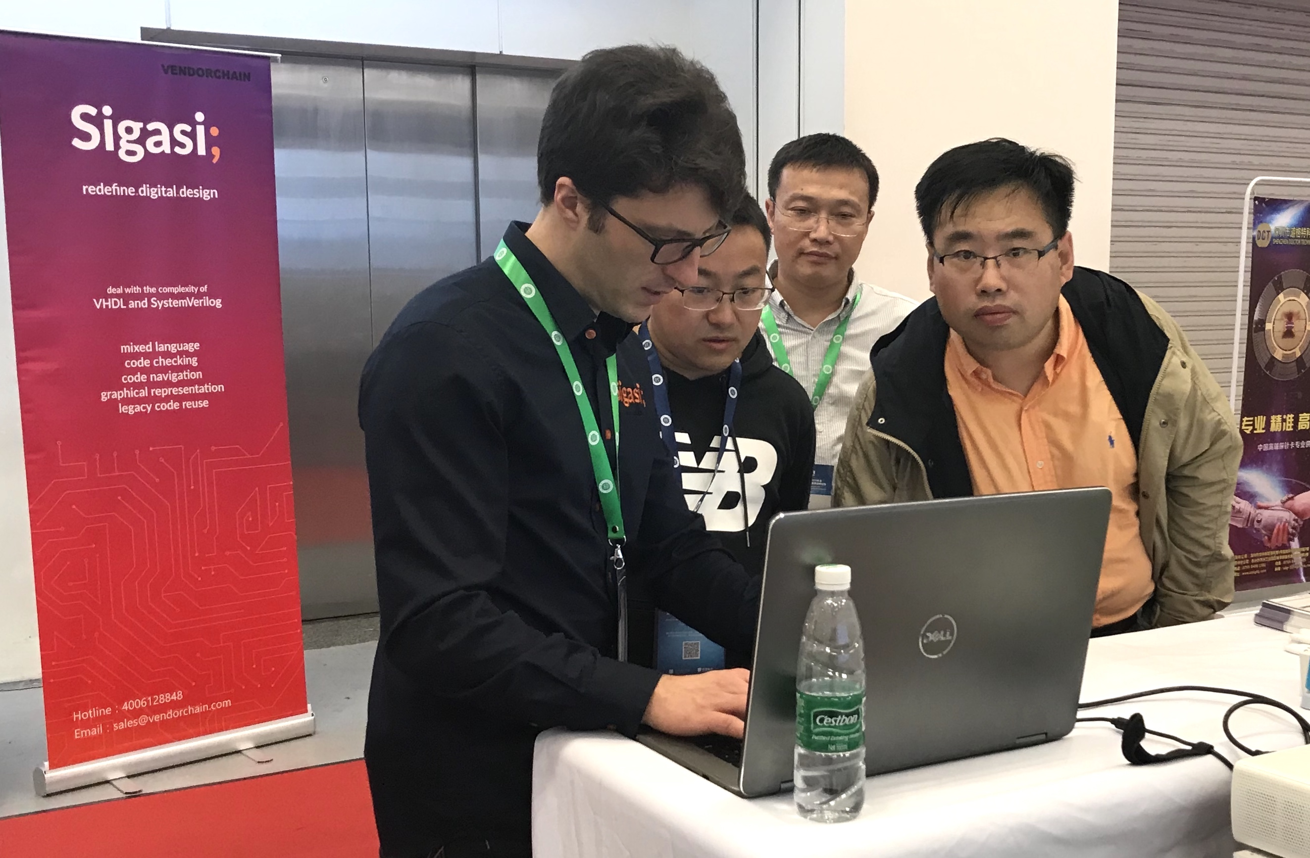 Hardware designers in China get more productive with Sigasi Studio